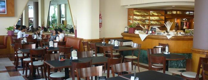 Alameda Restaurante is one of Lugares favoritos de Norberto daniel.