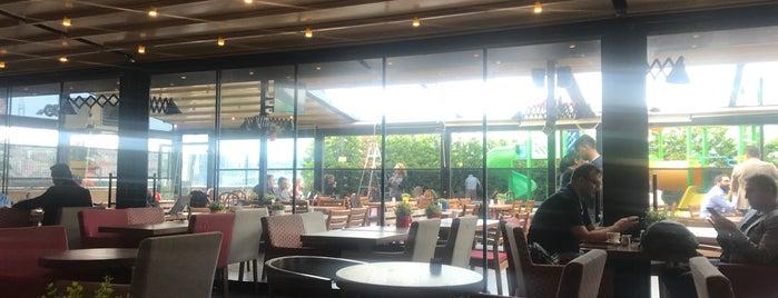 Coffeemania is one of Orte, die Feli gefallen.