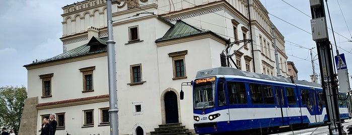 Muzeum Etnograficzne is one of Krakow.