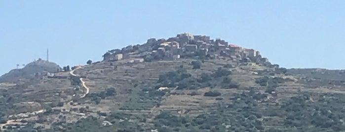 Sant'Antonino is one of Les plus beaux villages de France.