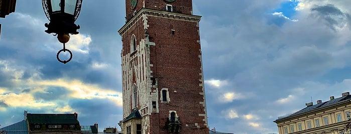 Wieża Ratuszowa is one of Krakow.