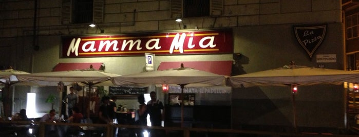 Mamma Mia is one of Torino.