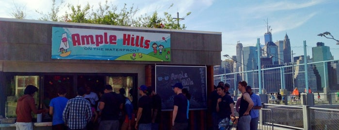 Ample Hills Creamery is one of Food To Done.