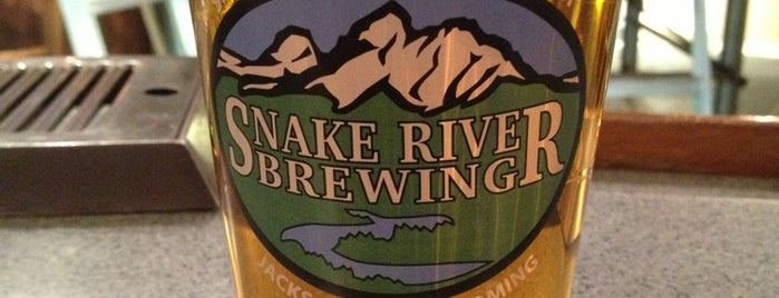 Snake River Brewery & Restaurant is one of America's Best Breweries.
