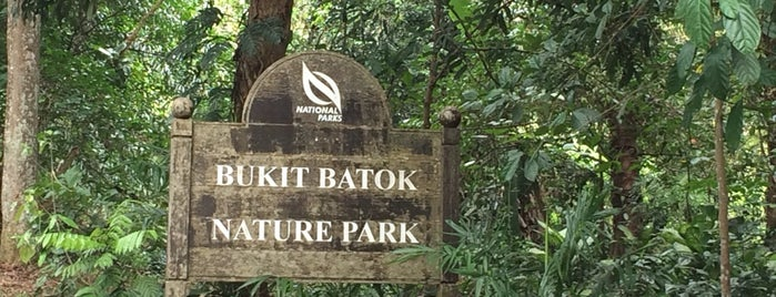Bukit Batok Nature Park is one of Trek Across Singapore.