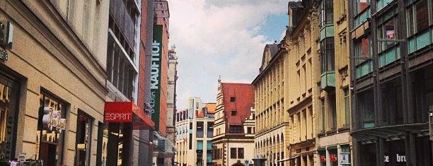 Grimmaische Straße is one of Leipzig.