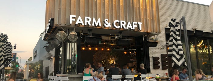 Farm & Craft is one of สถานที่ที่ Travis ถูกใจ.