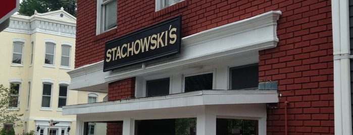 Stachowski Market & Deli is one of Restos to hit up (ex. NYC) - JB.