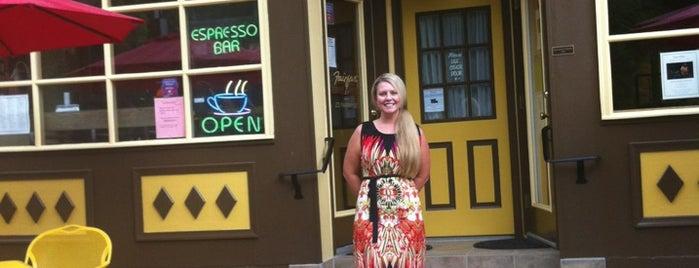 Fairfax Coffee House is one of Tempat yang Disukai Mike.