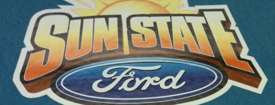 Sun State Ford is one of Lugares favoritos de Annette.