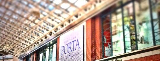 Yokohama Porta is one of Tempat yang Disukai まるめん@下級底辺SOCIO.