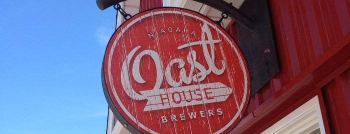 Niagara Oast House Brewers is one of Niagara Falls.
