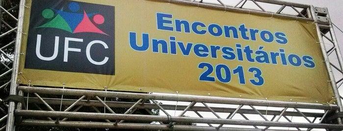 Encontros Universitários UFC is one of Cultura e artes.