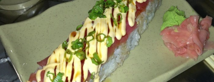 Trapper's Sushi is one of Tacoma.