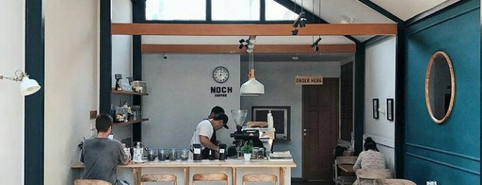 Noch Coffee is one of Indonesia.
