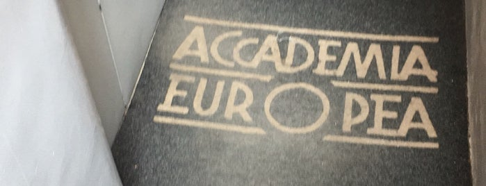 Palestra Accademia Europea is one of Mauro 님이 좋아한 장소.