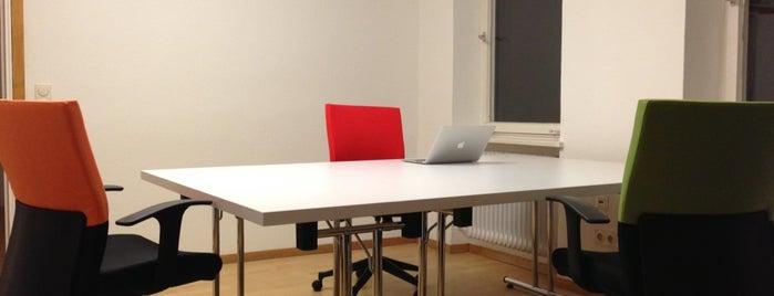 Ammersee Denkerhaus is one of Coworking.