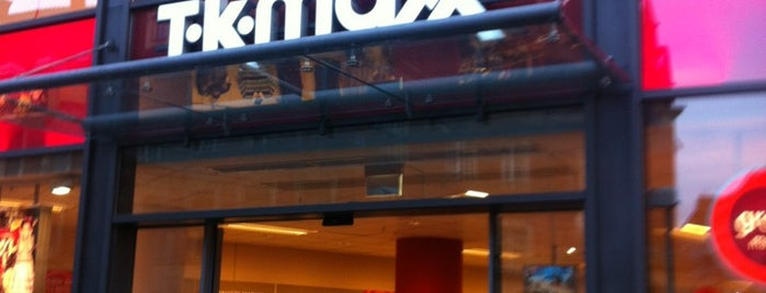 TK Maxx is one of Berlin.