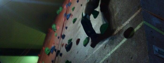 Crag X Climbing Gym is one of Lieux qui ont plu à julio.