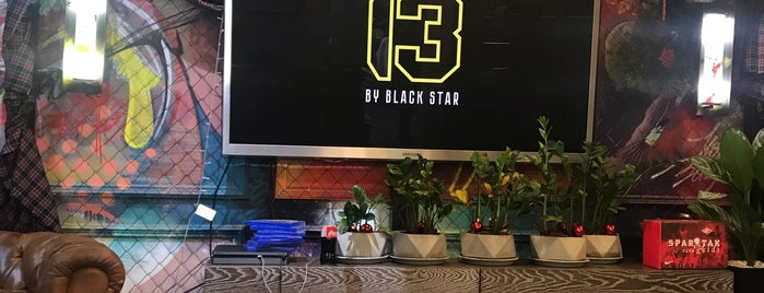 13 by Black Star is one of Balashov'un Beğendiği Mekanlar.