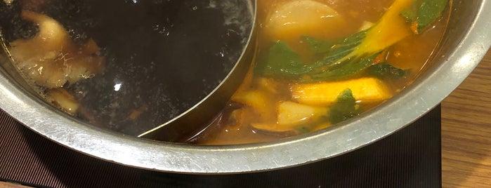 Sukishi Japanese Sukiyaki &  Buffet is one of Kuala Lumpur.