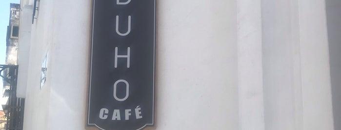 El Buho Cafe is one of Tempat yang Disukai Lisa.
