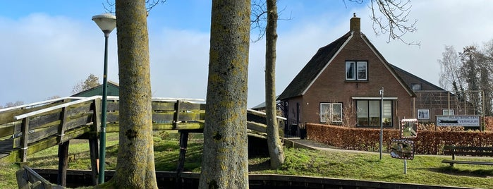 Giethoorn is one of Europe Point of Interest.