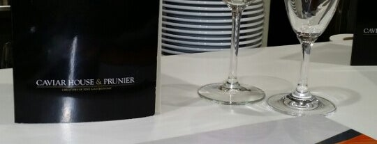 Caviar House & Prunier is one of Sussex Food & Drink.