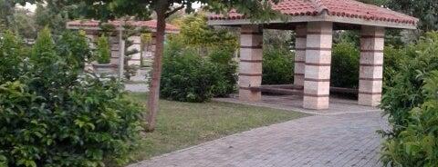 Mevlana Parkı is one of Posti che sono piaciuti a ULuLoBeriT.