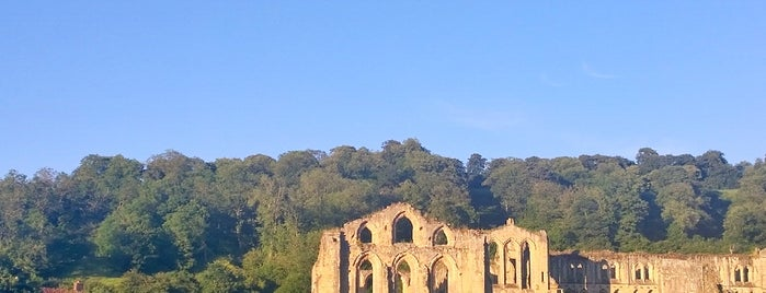 Rievaulx Abbey is one of Orte, die Carl gefallen.