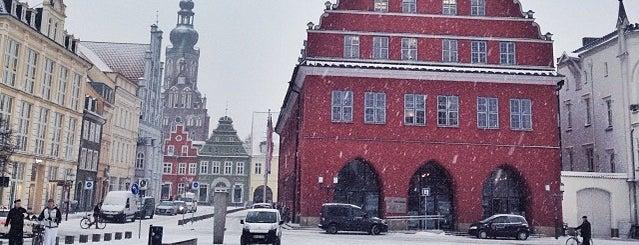 Marktplatz is one of Oostzeekust 🇩🇪.