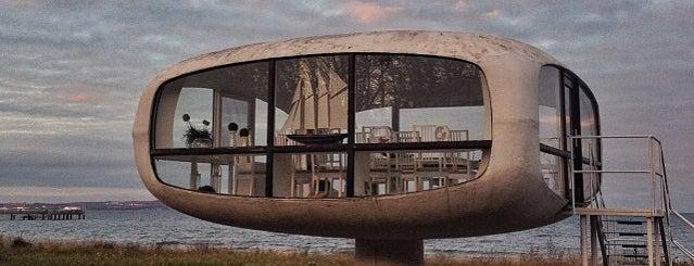 Rettungsturm is one of Oostzeekust 🇩🇪.