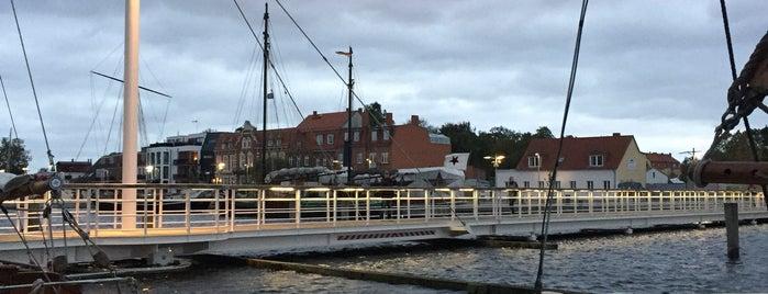 Hafen Greifswald is one of Oostzeekust 🇩🇪.