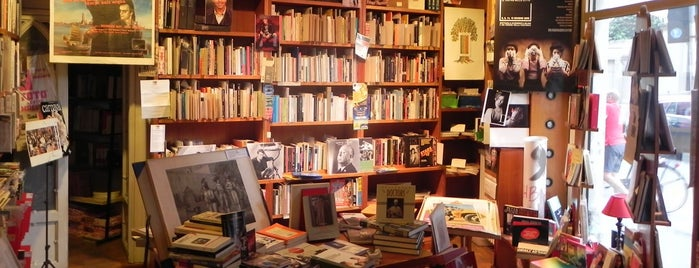 Libreria dello Spettacolo is one of Milan l'é un gran Milan.
