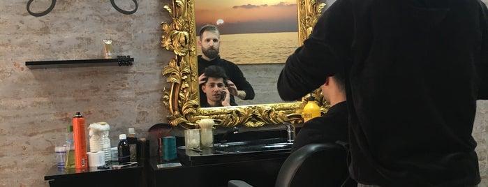 Salon Mesut Saç Tasarım is one of Lieux qui ont plu à Hasan.