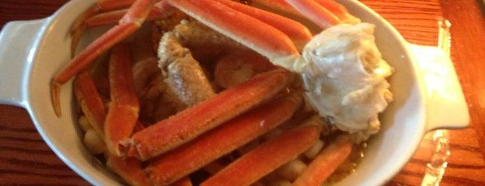 Red Lobster is one of สถานที่ที่ Oksana ถูกใจ.
