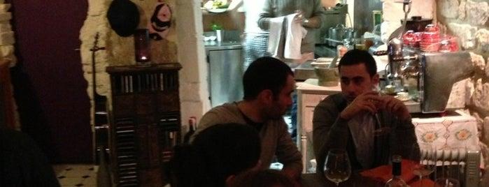 Michelangelo is one of Paris Restaurants.