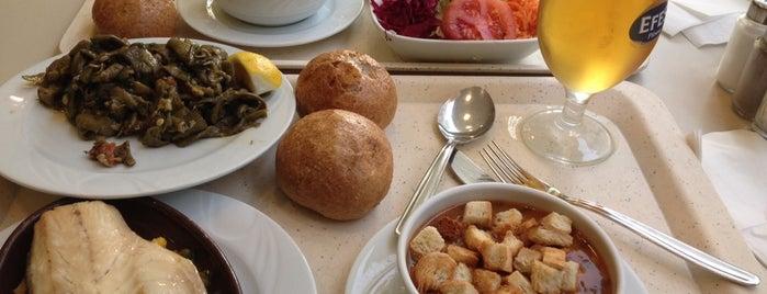 Borsa Restaurant is one of İstanbul Yeme&İçme Rehberi - 2.