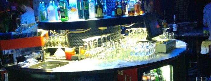 The Rolling Stone Bar is one of сходить.