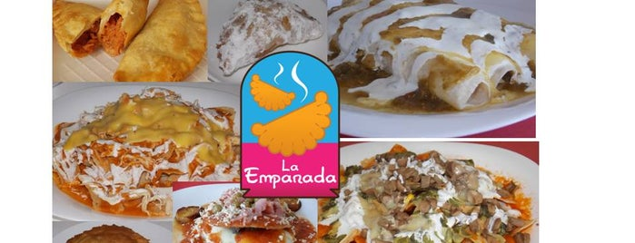 La Empanada is one of Posti che sono piaciuti a Cally.