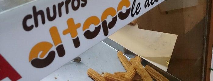 Churreria El Topo is one of RESTO & BAR.