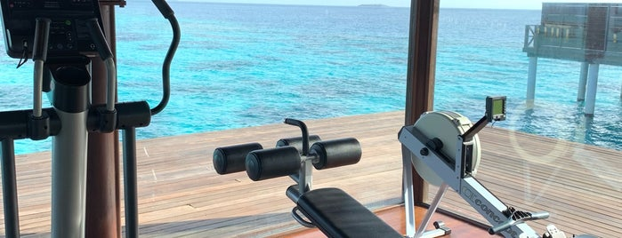 Gym is one of Tempat yang Disukai 🐝Nhag.