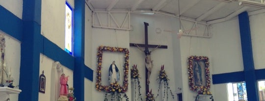 La Medalla Milagrosa is one of Tempat yang Disukai Joaquin.