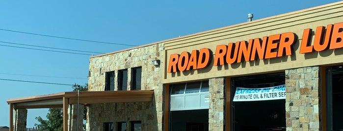 Road Runner Lube & Tune is one of Orte, die Matthew gefallen.