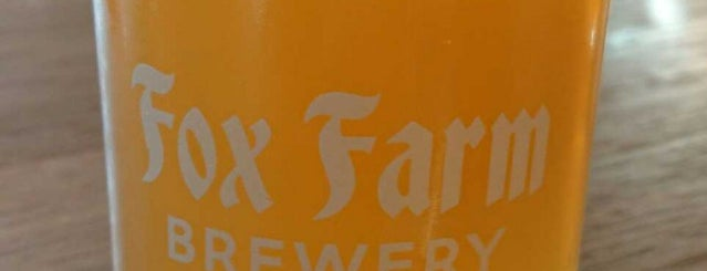 Fox Farm Brewery is one of Cole's Favorite Spots 2017.