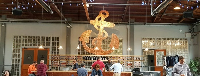 Anchor Public Taps is one of Breweries in San Francisco.