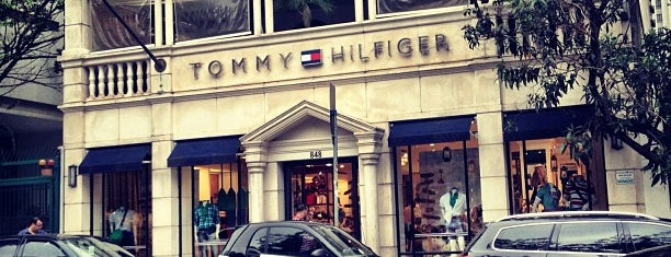 Tommy Hilfiger is one of Stores.