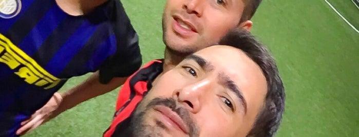 La Futbolera is one of Claudio'nun Beğendiği Mekanlar.