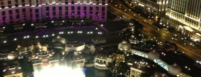 Eiffel Tower is one of Great Vegas Views.