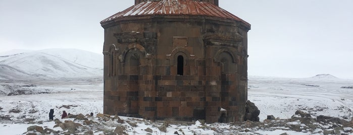 Ani Harabeleri is one of Kars.